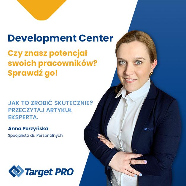 Development Center – zbadaj potencjał swoich pracowników.